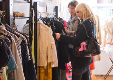 verkopen tweedehands kleding